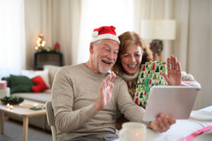 Holiday Season During a Pandemic: Staying Connected with Your Aging Parents